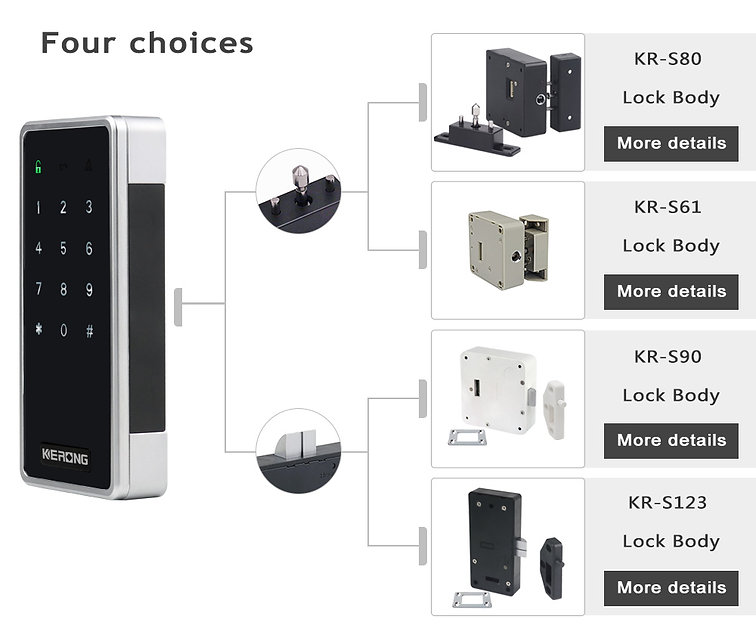 Matching of locks