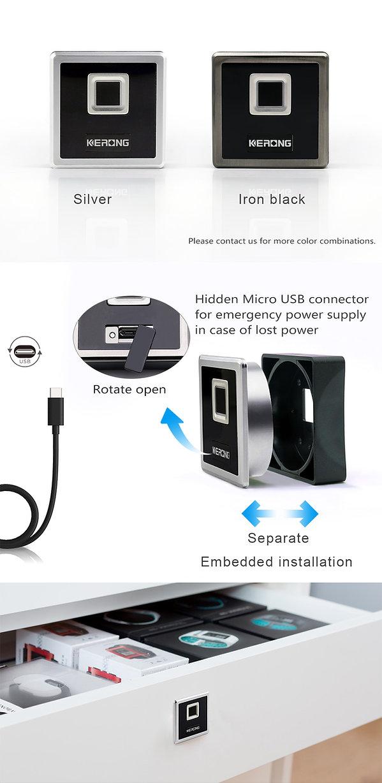 Electronic fingerprint drawer locks.jpg