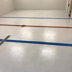 Garage Hockey Floor