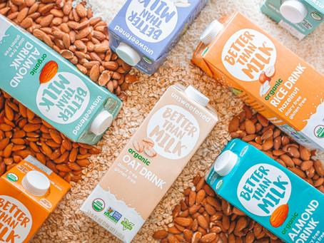 Eating dairy free? Boost taste of favorite foods with fresh dairy free flavors