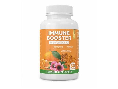 Immune Booster Premium Blend with Probiotics 60 Capsules