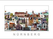 Stadtansicht Cityprint Nürnberg
