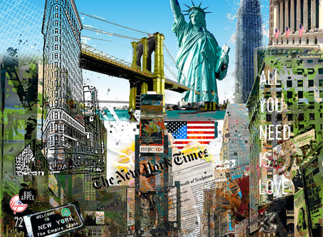 Neuer Gallery Print NEW YORK CITY