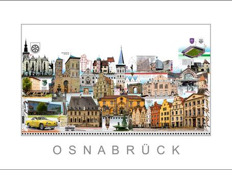 Neuer CityPrint Osnabrück