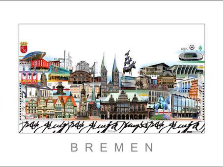 Neuer Cityprint BREMEN