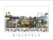Stadtansicht Cityprint Bielefeld