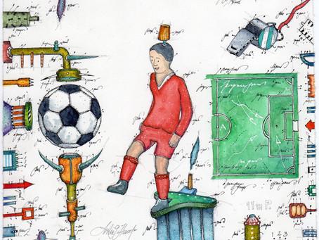 Fußball Techniker