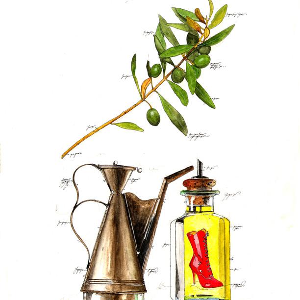 Gouache Hot & Spicy