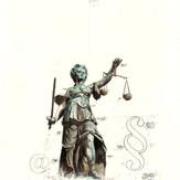 Gouache Law & Order