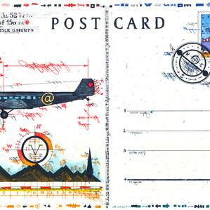 Postcard YU 52