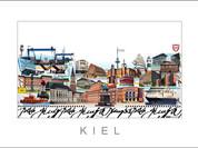 Stadtansicht Cityprint Kiel