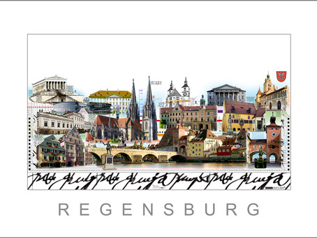 Neuer Cityprint Regensburg