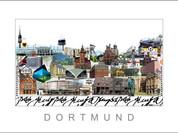 Stadtansicht Cityprint Dortmund
