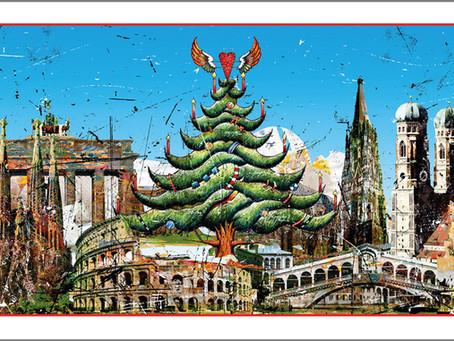 Neue Weihnachtskarte 2020