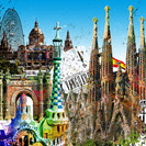Gallery-Print Barcelona