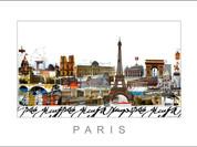 Stadtansicht Cityprint Paris