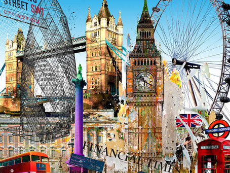 Gallery Print LONDON