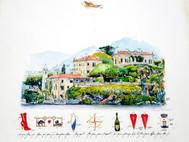 Zur Hochzeit in Italien