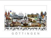 Stadtansicht Cityprint Göttingen