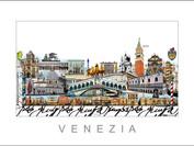 Stadtansicht Cityprint Venedig
