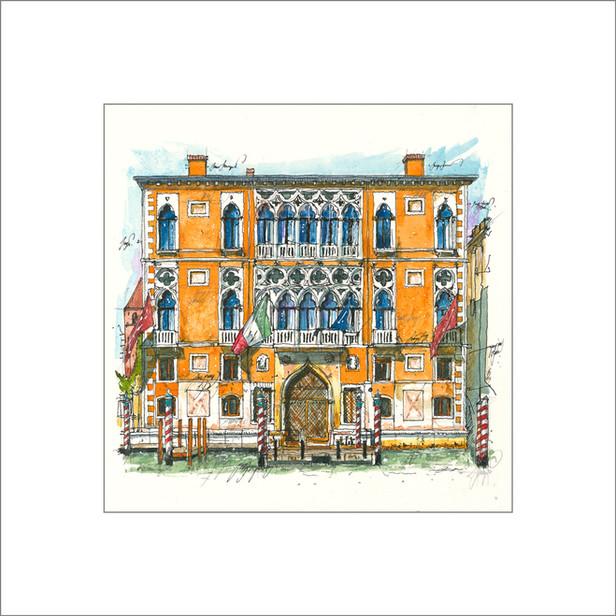 Palazzo lCavalli Franchetti