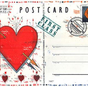 Postcard Love Note 2