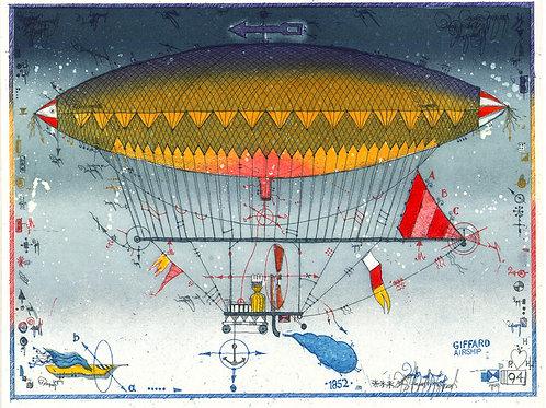 Luftschiff, Raumschiff, Fluggerät