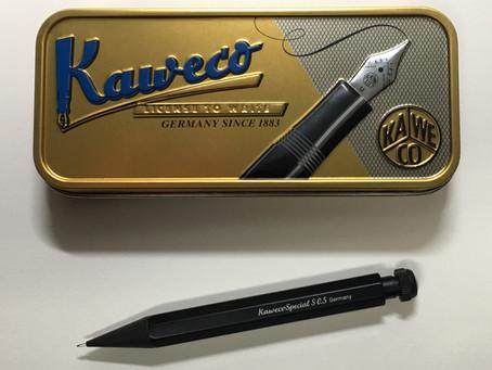 Wieder ein neuer Stift…