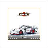 Auto Kunst Martini-Porsche 935