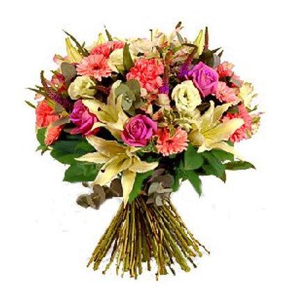 Buquê Misto com Flores Nobres