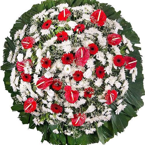 Coroa Redonda G Luxo cod.02