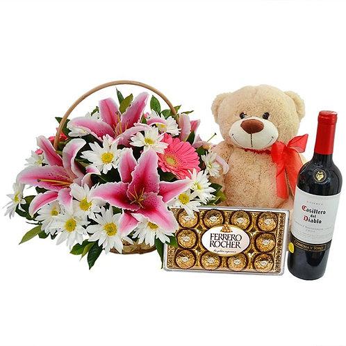 Amor Está no Ar com Vinho