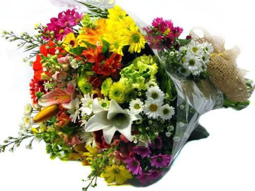 Buquê de Flores mistas.