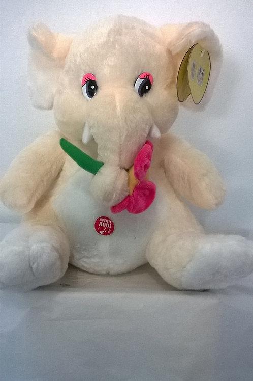 elefante de pelucia.35 cm