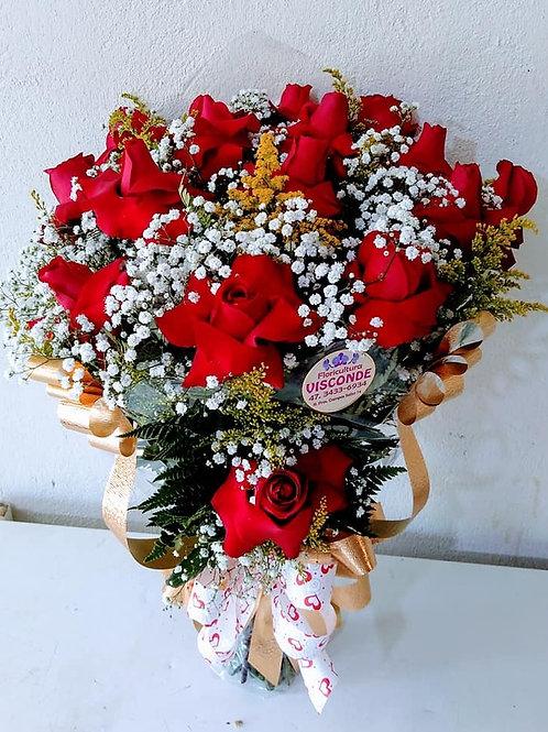 12 Rosas Importadas