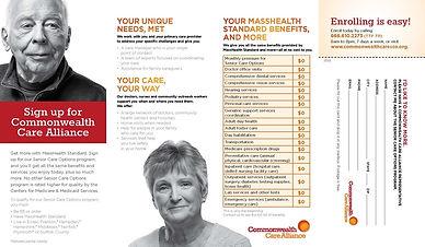 Healh Benefit Flyer