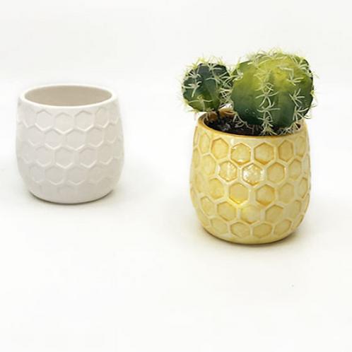Honeycomb planter