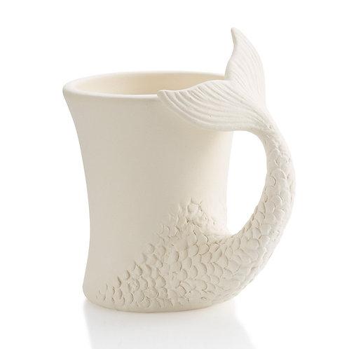 Mermaid Mug Tail