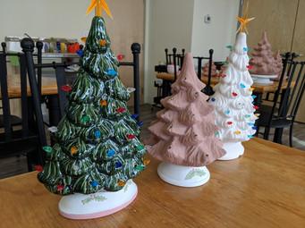 Ceramic Trees