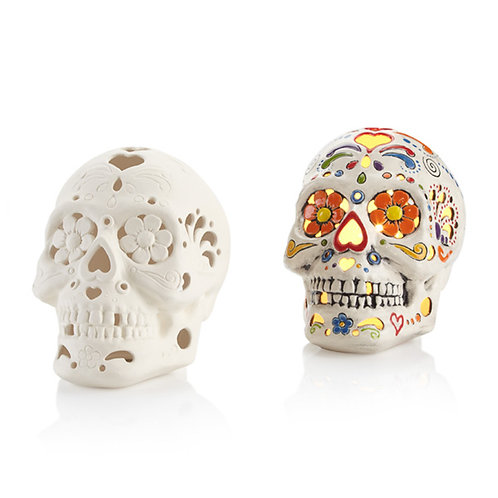 Sugar Skull Light-Up