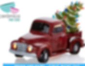 Paint this holiday truck like the pros!.