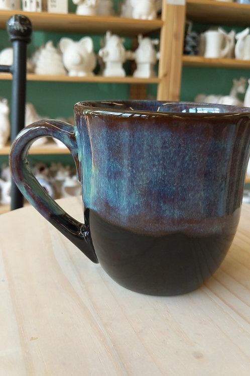 Cape Mug with Potter´s Glazes