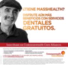 Senior Dental Benefits Ad