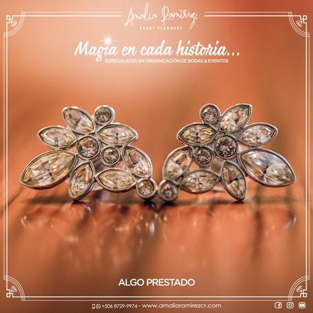 TRADICIONES | ALGO PRESTADO