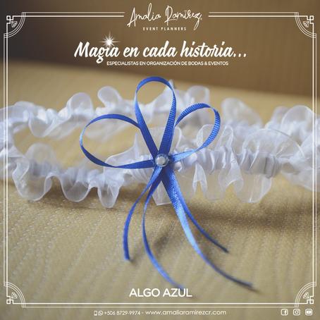 TRADICIONES EN BODAS | ALGO AZUL