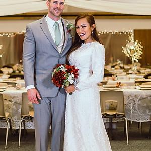 Tola & Ross // Wedding