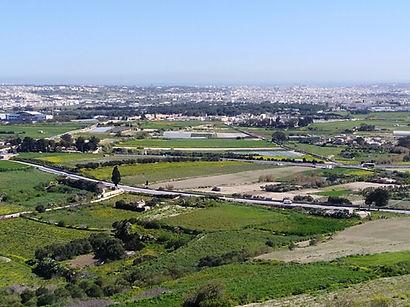 Panorama of Malta