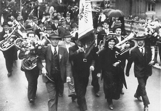 Marsch 1938