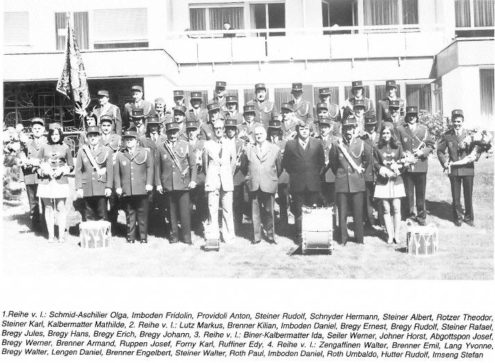 Musik Anno 1974