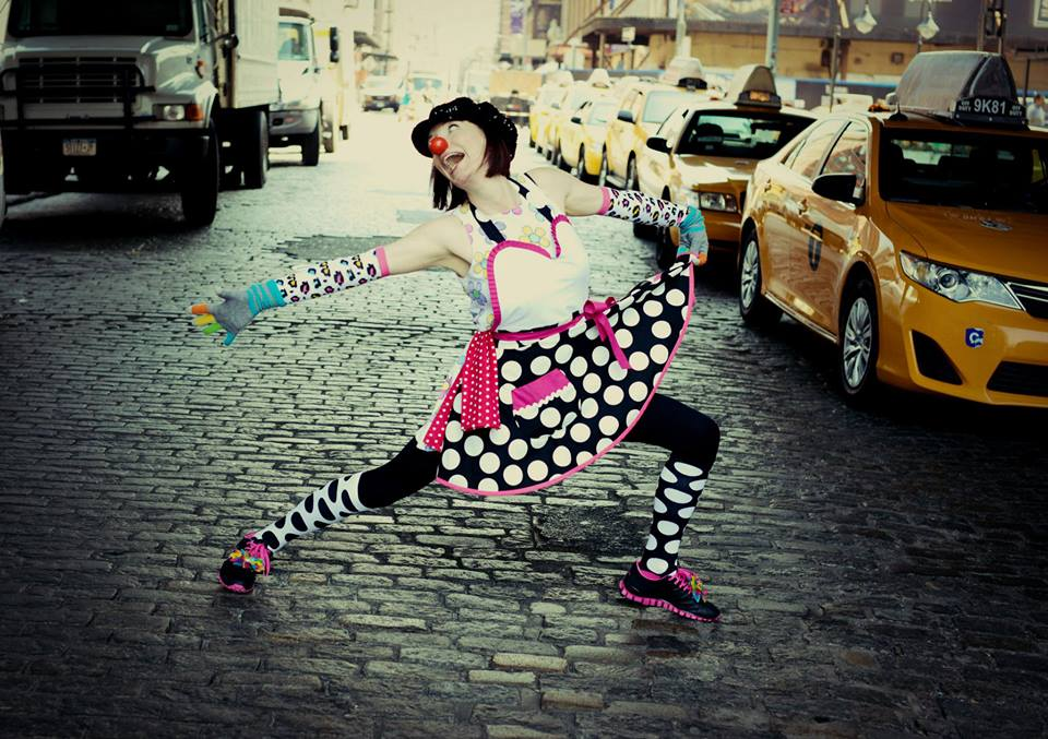 Clowning in NYC